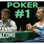 Anplagghed – Poker (1 di 2)   Aldo Giovanni e Giacomo