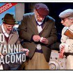 I tre vecchietti e la rapina (1 di 2) Ammutta Muddica | Aldo Giovanni e Giacomo