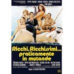 Lino Banfi, Pippo Franco e Renato Pozzetto – Ricchi ricchissimi praticamente in mutande – Film completo