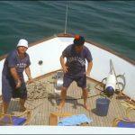 Fantozzi e Filini in vacanza sulla barca di Barambani